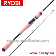 RYOBI AQULIA S662L telescopic fishing rod carbon fishing rod blanks