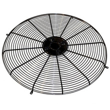 30-240 mm cooling fan guard metal finger grille grate price for radiating
