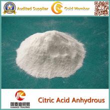 Alimentos grau ácido cítrico anidro