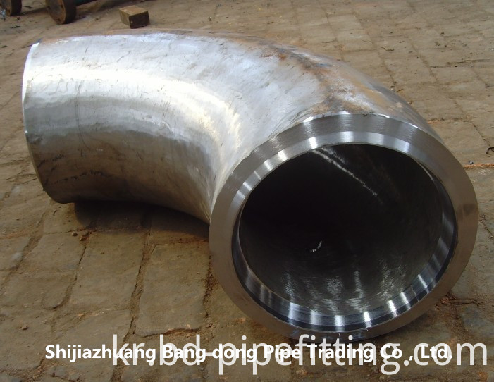high pressure alloy steel elbows