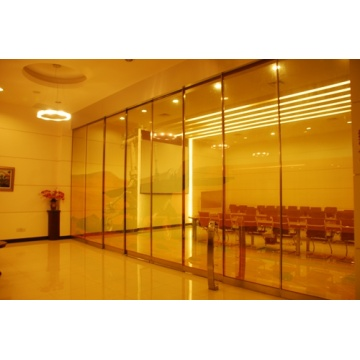 Large Entrance Telescopic Automatic Sliding Doors