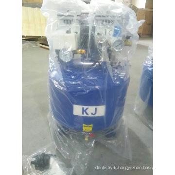 Compresseur d'air médical sans huile pour équipement médical (KJ-500)