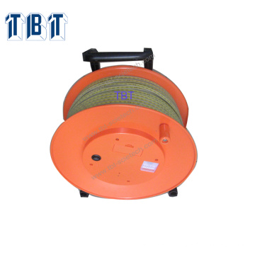 TBT good quality economic different length Portable steel ruler well depth water level meter 300M