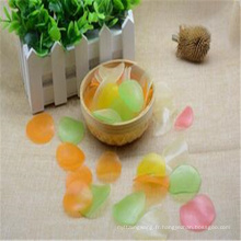 délicieux craquelins de crevettes / craquelins de crevettes séchées / crackers de crevettes colorées pour l'exportation vers Europ