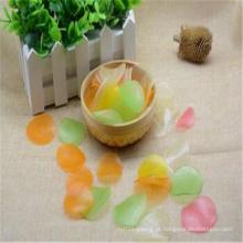 deliciosos bolachas de camarão / bolachas de camarão secas / bolachas de camarão coloridas para exportação para a Europ