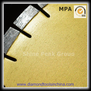 Wet Cut Diamond Saw Blade for Granite Marble Concrete