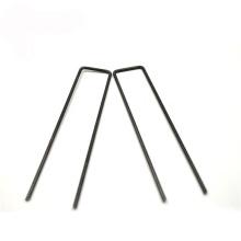 wholesale Galvanized Staples  U type wire nail garden staples