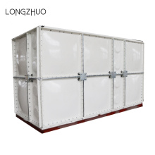 100CBM GRP sectionele watertanks