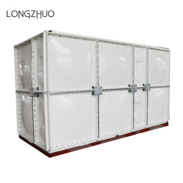 SMC / GRP Sectionele wateropslagtank
