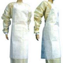 Delantales no tejidos de alta calidad / Desechables Delantales