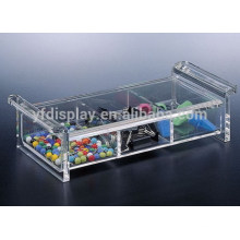 Rectangle Acrylic Transparent Office Supplies