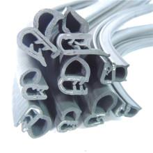 Резиновые экструдированные полосы для защиты от ветра