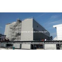 Torre de resfriamento de concreto industrial