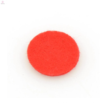 Trendy rote Faser Diffusor Pad, ätherisches Öl Diffusor Medaillon Pads