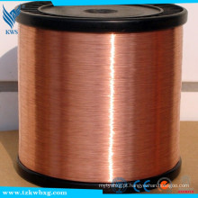 304 6mm Classe F nylon / poliéster modificado esmaltado fio de cobre redondo