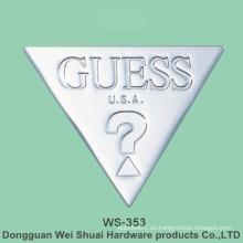 Bolsa de hardware, la aleación de etiqueta, etiqueta, logotipo, signo