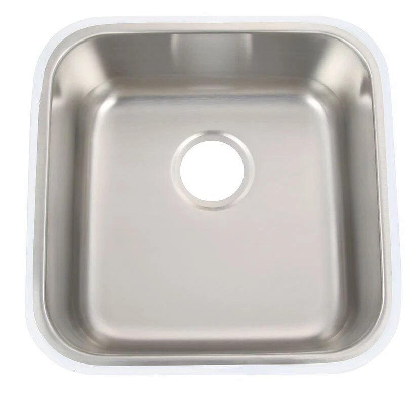 1.2mm Thickness Stainless Steel Wash Basin