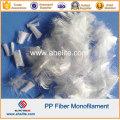 6mm 8mm 12mm PP Monofilament Fiber for Fiber Cement Tile