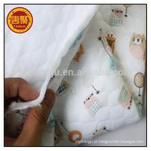 Made in China 100% algodão tecido térmico