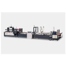 Factory price cardboard 1200x2800mm used flexo folder gluer
