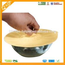2015 Novo produto Conjunto de tampa da tampa do potenciômetro do silicone 4 / tampas da sucção da bacia do silicone / tampa do potenciômetro do silicone