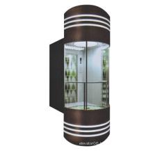 Energy-Saving 1m/S, 1.75m/S Speed Panoramic Elevator