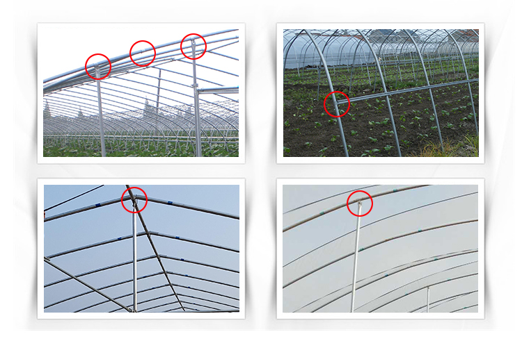 steel hook greenhouse