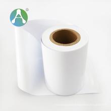1300*0.3MM Matt White Rigid PVC Sheet Rolls For Printing