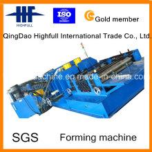 Alta qualidade com Hot Selling Steel Tray Profile Roll formando máquina