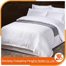 Weißes und farbiges gefärbtes Polyestergewebe für Hotel