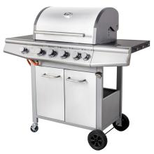 Skåp Style 4 Burner Gas Barbecue Grill