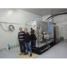 microondas secadora secadora por baja temperatura-vacío de productos de salud