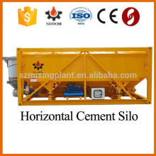 Best Selling Mobile Zement Silo Horizontale Zement Silo Beton Zement Silo 2016 neue Design