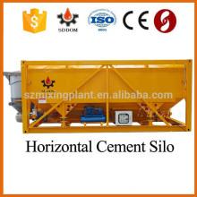 Ciel de ciment mobile le plus vendu Silo Horizontal Ciment Silo Béton Ciment Silo 2016 nouveau design