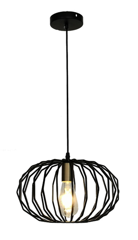 Lighting Modern Lamp Black