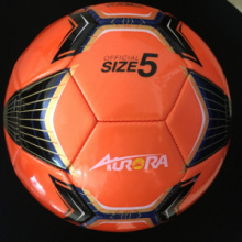 PVC de alta calidad de la máquina de puntada de fútbol / fútbol