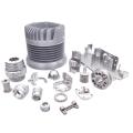 Peças médicas de plástico de precisão de aço personalizadas