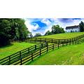 Высокое качество Низкая цена Белый сад Забор