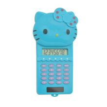 Hello Kitty calculadora deslizante para niños