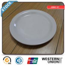 Hotel Restaurant Stock Plate for Stoneware