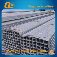 Feuerverzinktes quadratisches Stahlrohr