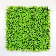 High simulated 50X50CM outdoor artificial plastic leave fence