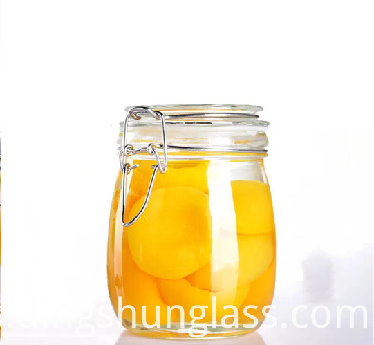 Thickened lemon pickled wine