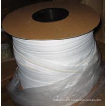 Chaîne de fermeture à glissière de taille différente pour vêtement