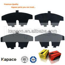 Auto part accessory of brake pad shim For Ferrari brake pad 70000910