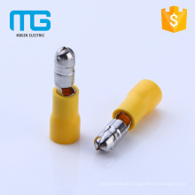 High quality plating tin safety wire insulated bullet male disconnects
