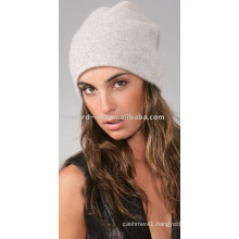 LADIES' WOOL KNITTED HAT