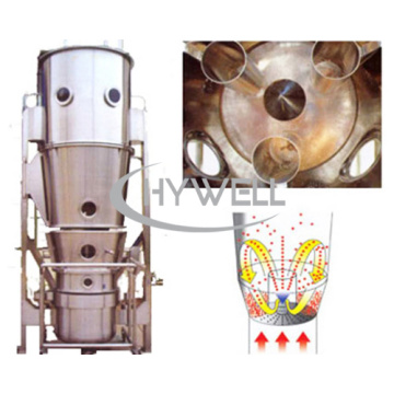 Mesin Coating Granulator FLP Series
