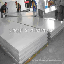 6463A black anodized aluminum sheet