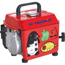 HH950-Q02 Catoon Panel Design Gasoline Generator with CE (500W-750W)